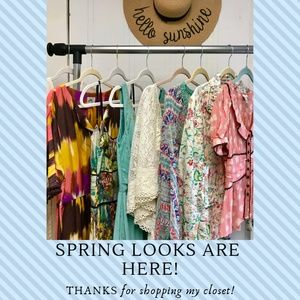 THANKS SO MUCH for Stopping by My Closet!